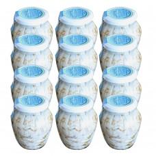 Mediterranean marinated anchovies in sunflower oil - 290 gr (jar) X 12pcs