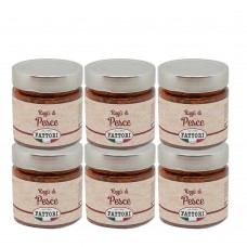 Fish sauce sauce - 185 gr x 6 pcs
