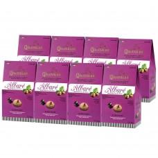 Albare 'with chocolate 180 gr x 8 pcs