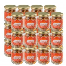Salted hazelnuts with chilli pepper 80 gr x 24 pcs