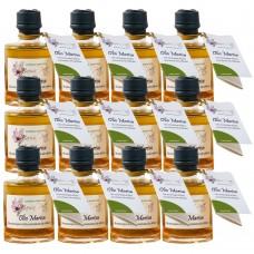 Saffron flavored evo oil 100 ml (new year) x 12 pcs