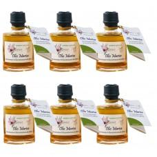 Saffron flavored evo oil 100 ml (new year) x 6 pcs