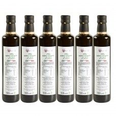 Extra virgin olive oil 500 ml (new year) x 6 pcs