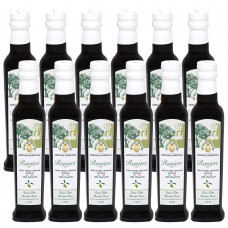 Extra virgin olive oil - monocultivarcarolea –100% italian – cold extract 0.25l x 12 pcs