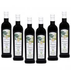 Extra virgin olive oil - monocultivarcarolea –100% italian – cold extract 0.75l x 6 pcs