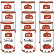 Mediterranean line - tomatoes in tomato juice x 12 pcs