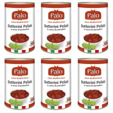 The specialty peeled datterino 400 gr x 6 pcs