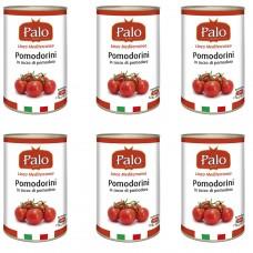 Mediterranean line - tomatoes in tomato juice x 6 pcs