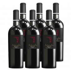 Primitivo puglia protected geographical indication - sesciola line